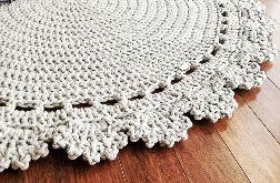 Dywan okrągły ze sznurka 70cm