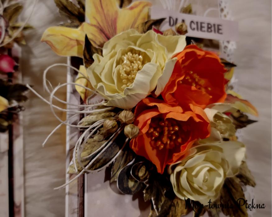 Kartki na różne okazje Dla Ciebie Sto lat - pumpkin dla ciebie 1