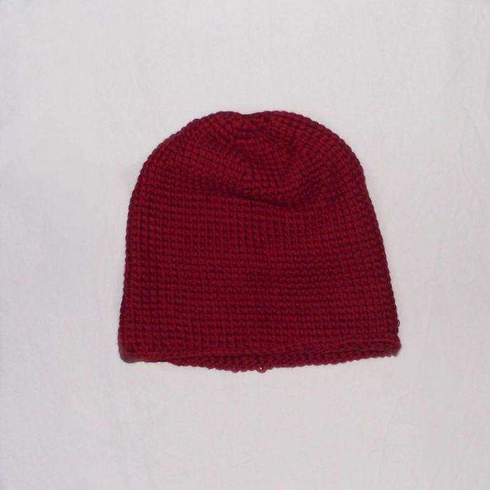 Komplet chusta i czapka - czapka