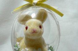 Królik w jajku 3D