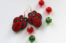 Christmas Collection I - kolczyki sutasz mini