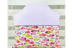 Poduszka dla dziecka - Domek Rybki