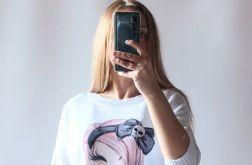 Sweter letni oversize 011