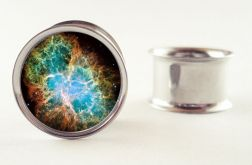 Na zamówienie : Plug GALAXY Nebula 14mm
