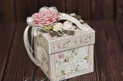 Ślubny box różany