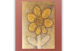 Kwiat 16 - rysunek dekoracyjny
