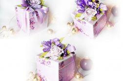 Pudełko urodzinowe + Gratis czekoladownik