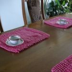 Zestaw podkładek na stół