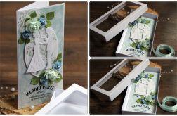 W dniu ślubu - kartka w pudełku5