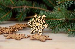 Śnieżynki #1 - bożonarodzeniowe dekoracje