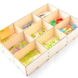 ECO Organizer do szuflady JUKON 9 przegródek