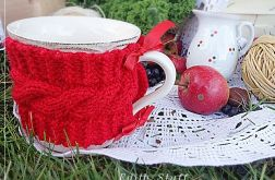 Sweterek na kubek - Cup Cozy Country House