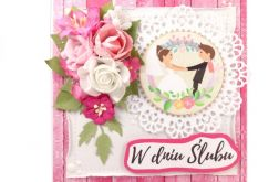 Kartka na ślub - #567