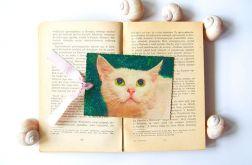 Zakładka do książki -vintage-nr 2