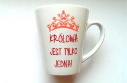 KUBEK LATTE KRÓLOWA