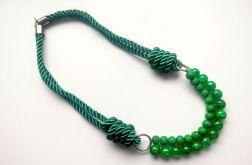 Naszyjnik/korale Emerald