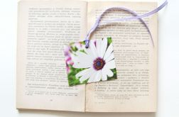 Zakładka do książki kwiatek 1