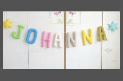 Literki bawelniane 18cm* JOHANNA*