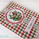 Wyjątkowe KARTKI ŚWIĄTECZNE - 26 - Boże Narodzenie, kartka, świąteczna