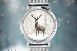 Zegarek, bransoletka - Jeleń 3