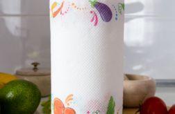 Stojak kuchenny na papier Crema Marfil