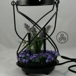 Latarnia w lawendach - teofano atelier, lampion