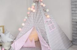 Tipi wigwam namiot Spełnione marzenia + mata