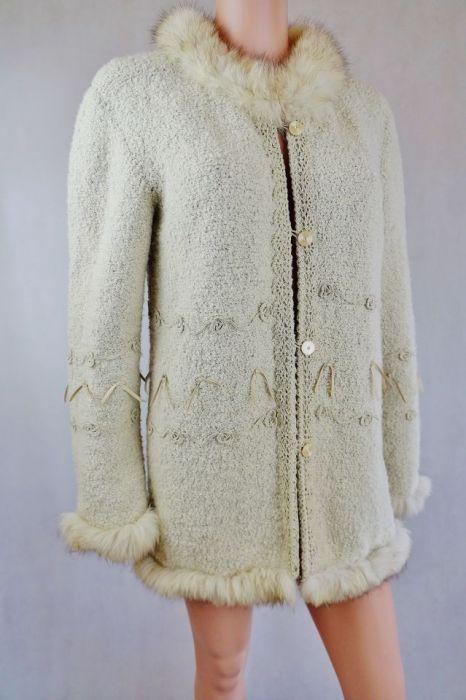 Oryginalny sweter