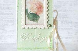 Kartka z wkładką - czekoladownik #1