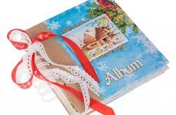 Albumik świąteczny Boże Narodzenie prezent v4