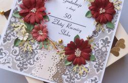 Kartka z okazji 50 Rocznicy Ślubu