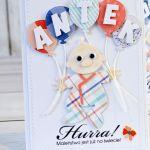 Personalizowana kartka gratulacyjna -