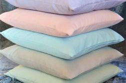 poduszka z łuską gryki i lawendą