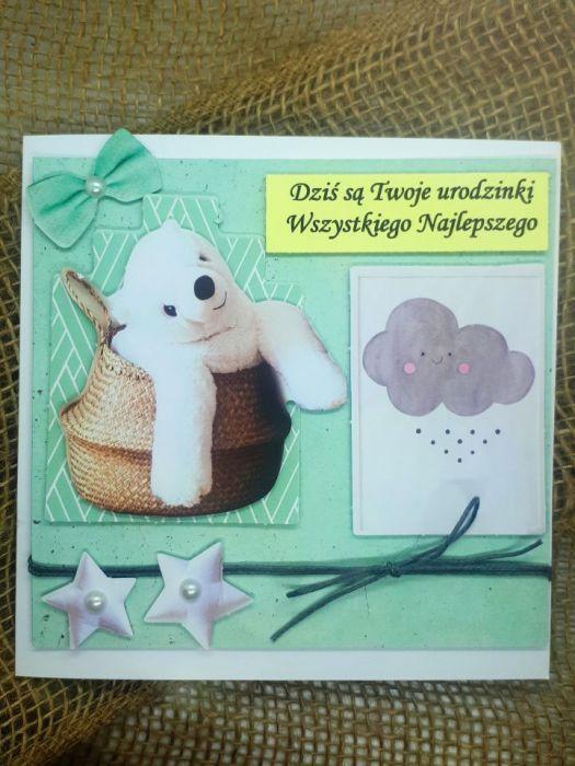 Dziecięca kartka urodzinowa #4