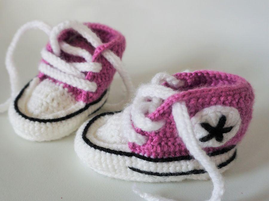 Buciki niemowlęce -Joa Design 01