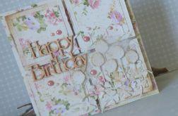 Kartka urodzinowa *25