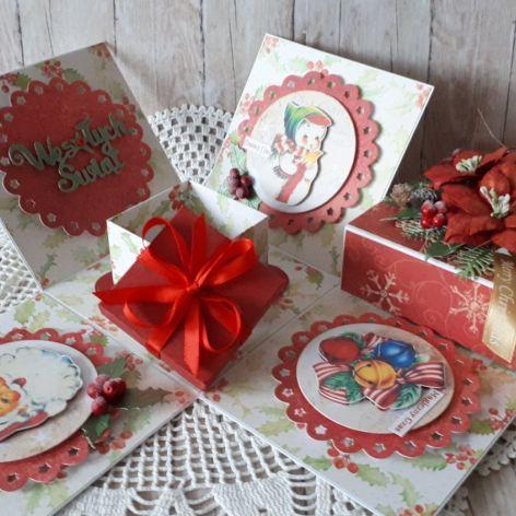 Pudełko świąteczne  #1