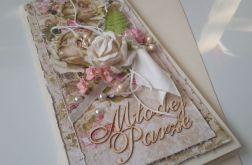 Kartka na Ślub, Młoda Para