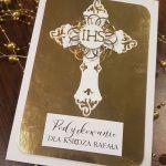Podziękowanie dla Księdza Komunia PK210310 - Podziękowanie dla księdza