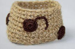 Naturalna biżuteria - bransoletka