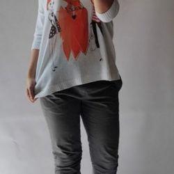 Sweter damski 09