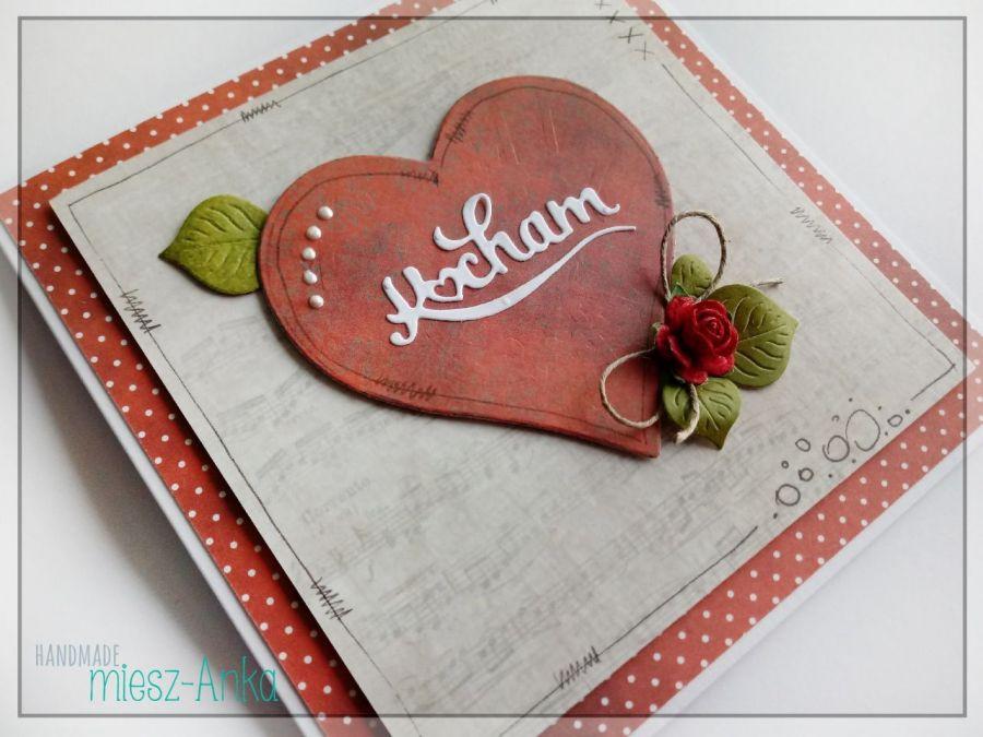Wyjątkowa KARTKA WALENTYNKOWA - 9