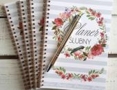Planer Ślubny, Notes Notatnik Panny Młodej