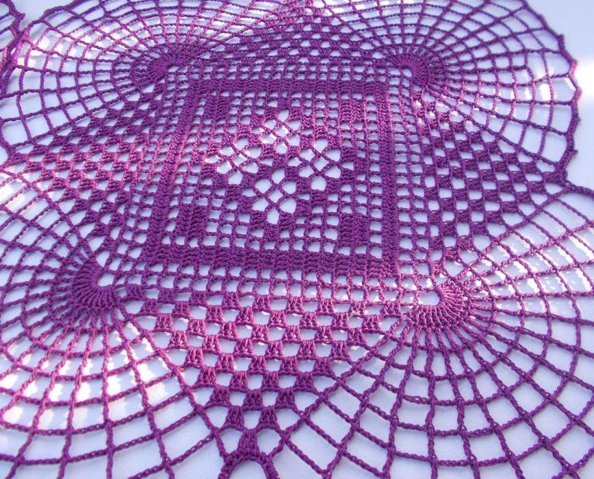 Serwetka Violet 60x31