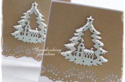 Oczekiwanie - kartka bożonarodzeniowa