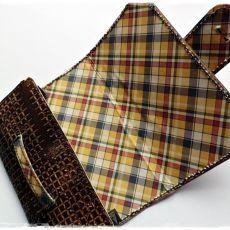 Kartka - portfel w pudełku