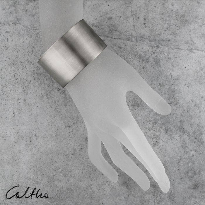 Satyna - metalowa bransoleta 140319-04