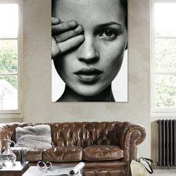 Kate Moss - dekoracje ścienne