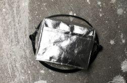 torebka TRINI jasne srebro - JUSTmade