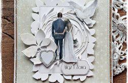Mąż i Żona i gołąbek